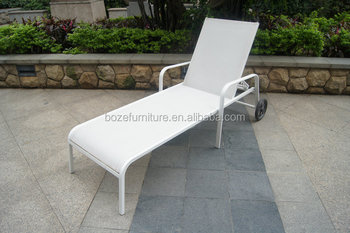 Gebruikt hotel zwembad meubelen strandstoelen groothandel witte