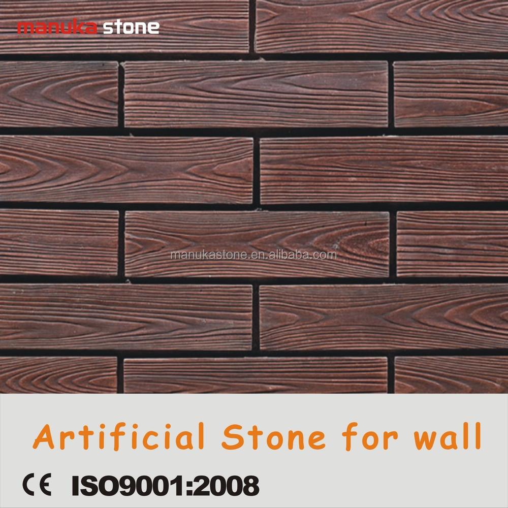 Man-made Wall Stone,Construction Materials Man-made Stone Brick ...