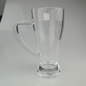 Cheap Hot Selling Clear Glass Drinking Beer Glass Cup