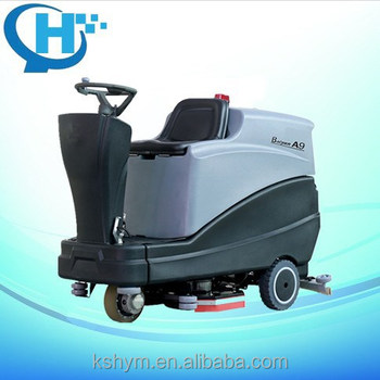 Floor tile washing machine buy automatic floor scrubber for Floor washing machine