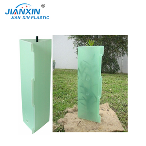Waterproof Durable PP Corrugated Plastic tree wrap