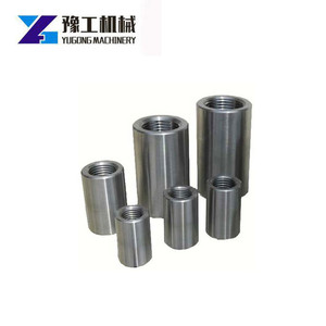 32mm Steel Rebar Reinforcement Threaded Rod Couplers Price In Metal Building Materials