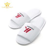 Wholesale high quality custom hotel waffle slipper