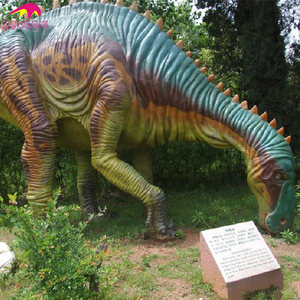 KANO6145 Amusement Park Attractive Real Dinosaur Pictures