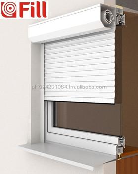 roller shutter vorbaurolladen alu rolladen view aluminum roller shutter allurolladen product. Black Bedroom Furniture Sets. Home Design Ideas