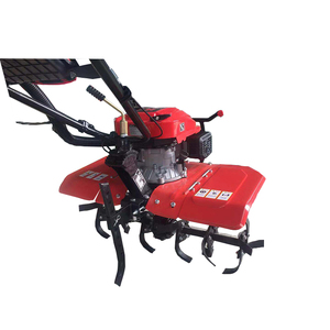 Stepless Speed Change 4.1kw Garden Excellent Dairy Farm Equipment Petrol Tillers And Cultivators Manual Grass Cutter Machine