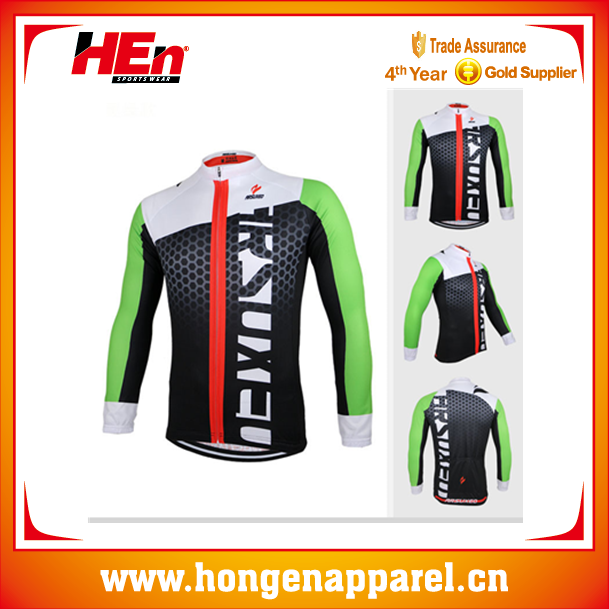 2015 Hot Selling Winter Crane Cycle Wear Sportswear/Fleece Bike Wear Cheap