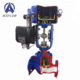 ACV-1100 Series Top Guide Single Seated Globe Pneumatic Control Valve