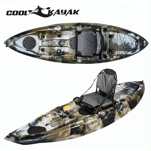 New China Cheap Sit on Top Fishing Canoe Kayak