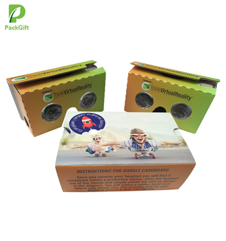 China 3d glasses manufacturer glasses free 3d vr virtual reality glasses