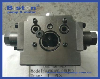 Rexroth A4VG125 клапан управления A4VG125 поршневой насос клапан A4VG125 гидравлический насос электромагнитный клапан
