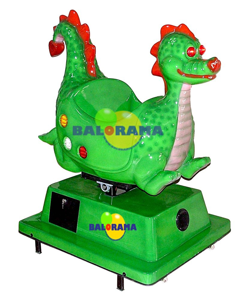 dinasour coin operated rides, kiddie rides for sale, cheap kiddie rides