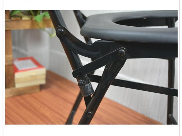 Stoel Voor Ouderen : Draagbare wc stoel voor ouderen patiënt wc stoel gehandicapte wc