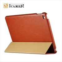 Side-open Wallet Leather Book Cover Stand Smart Case For iPad Air 2