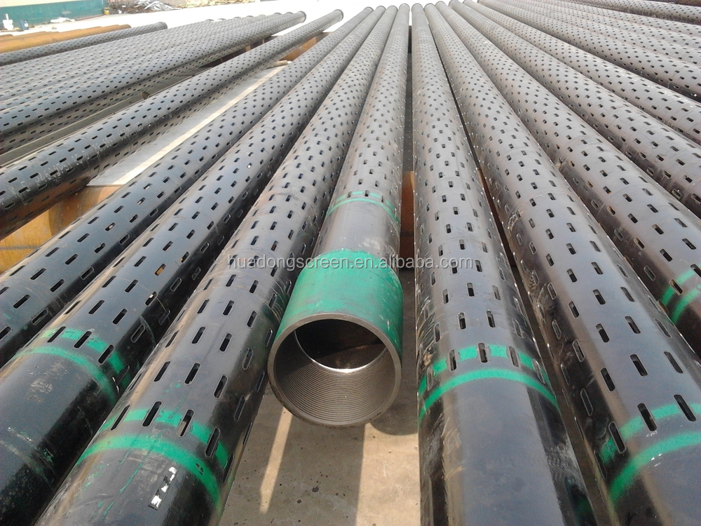 Api 5ct Water Well Slot Casing Liner Pipe For Architecture And ...