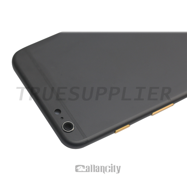 iphone 6 black back. black back panel for iphone 6 color housing cover casing iphone l