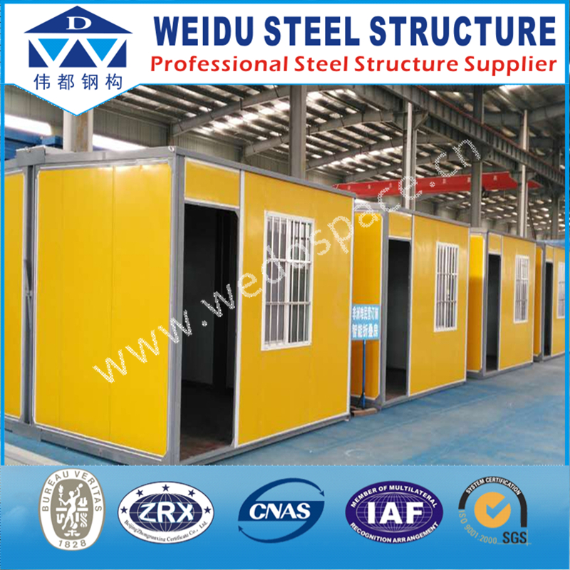 Gold supplier tropical prefabricated house made in china