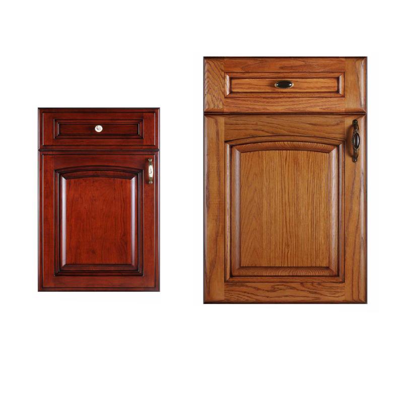 Candany Solid Teak Wood Door Modern