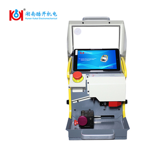Tubular And Duplicate Locksmith Suppliers SEC-E9 Key Cutting Machine