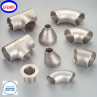 Steel Pipe Sch40 Pipe Fittings Sfenry Stainless Steel A403 WP316 Butt Weld Pipe Fittings SCH40 SCH80 Reducing Tee