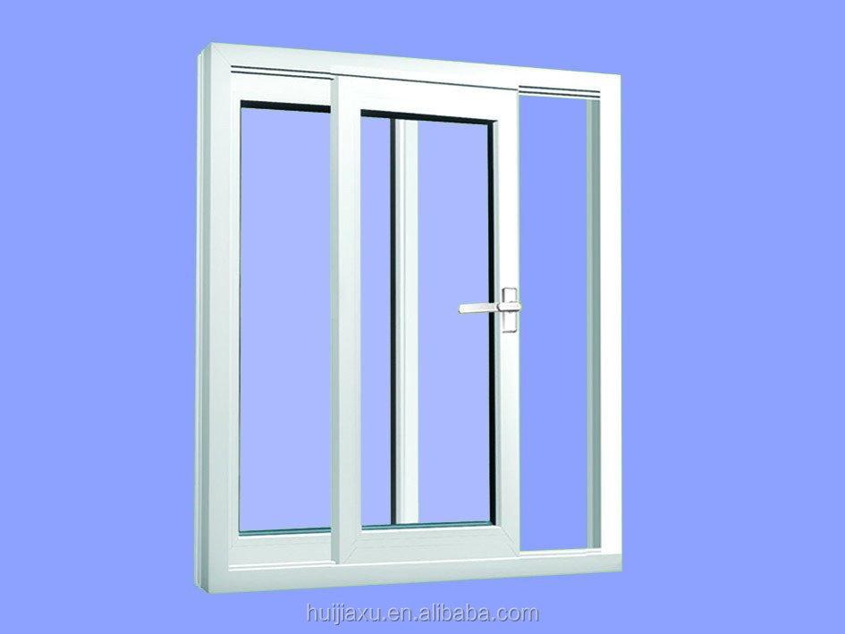 Rotura de puente t rmico ventana corredera de aluminio con doble cristal ventanas identificaci n - Ventanas rotura puente termico ...
