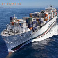 Cheap FCL/LCL sea freight rate from China to worldwide