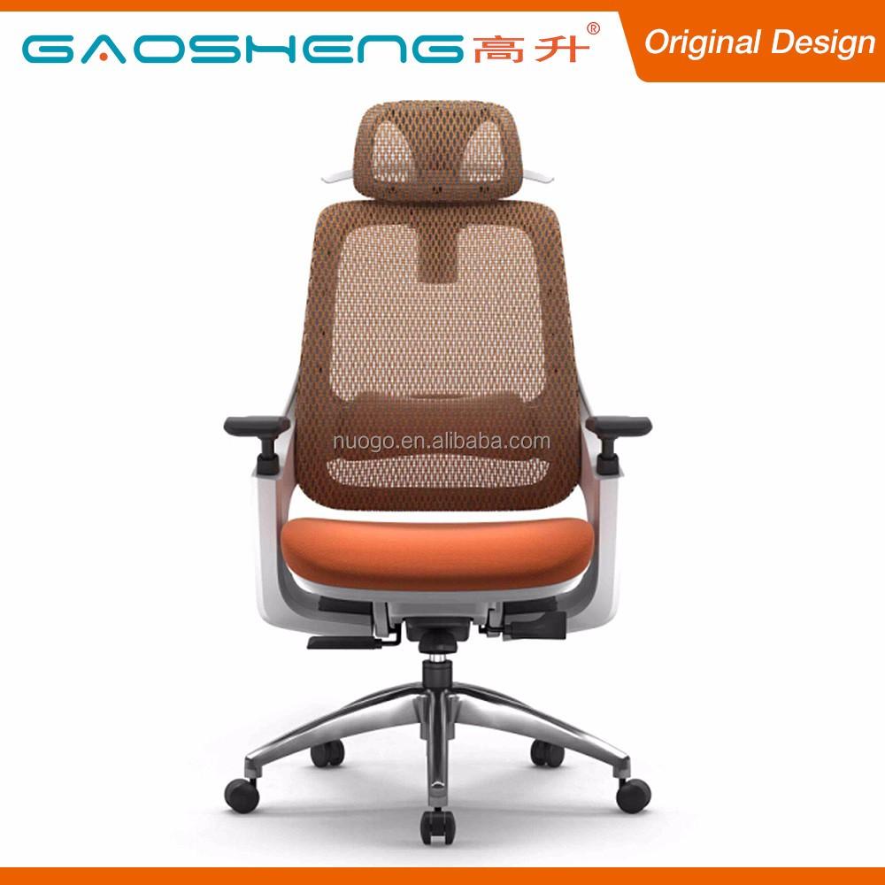 diseo original asientos confort de lujo ejecutivo silla de oficina de malla para las ventas gt1 - Butacas Diseo