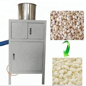 Electric Commercial Onion/Ginger/Garlic Peeling Machine