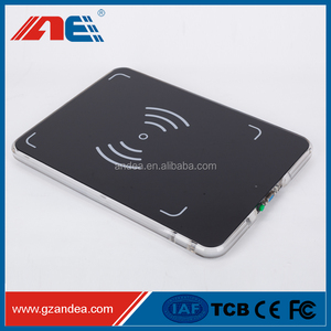 HF 13.56Mhz RFID Reader Middle Range ISO15693 RFID Library Management System
