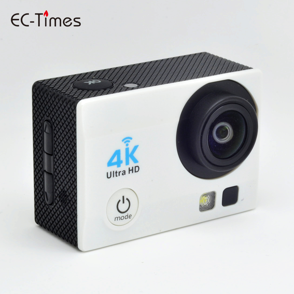 HD 1080P Waterproof Action Camera 4K Battery Powered Wifi Camera