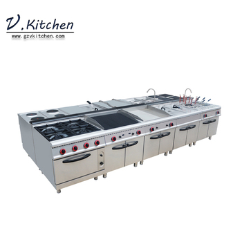Commercial Kitchen Equipment Restaurant Gas & Electric Cooking Range - Buy  Commercial Griddle,Electric Griddle Commercial,Restaurant Equipment Price  ...