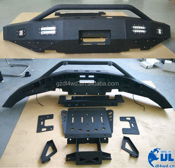2016 Raptor F150 Accessories Car Bull Bar Front Bumper ...