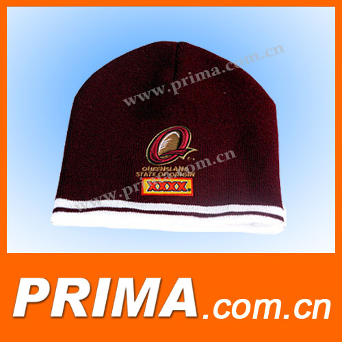 Wholesale high quality wool knitted hat for men