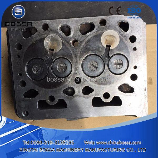 Z600 Cylinder Head Kubota 2 Cylinder Diesel Engine Kubota Generator Parts -  Buy Kubota 2 Cylinder Diesel Engine,Kubota Generator Parts,Kubota Diesel