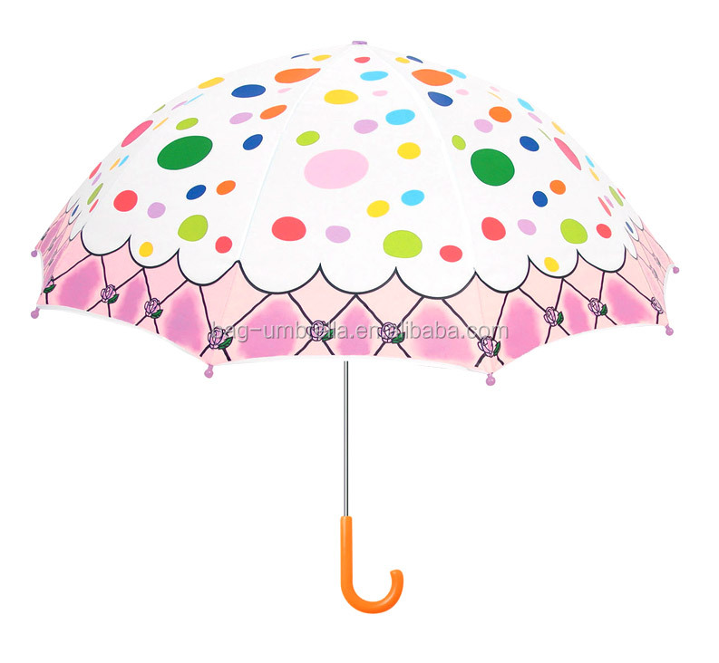 shenzhen junfei SMETA audit factory children frocks designs 2016 new kids umbrella