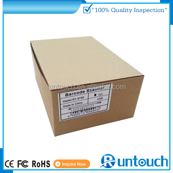 Runtouch Stock Products Status and Barcode Scanner Type ocr scanner