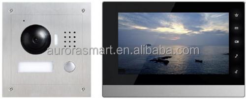 Apartment Wireless Video Door Phone Intercom System