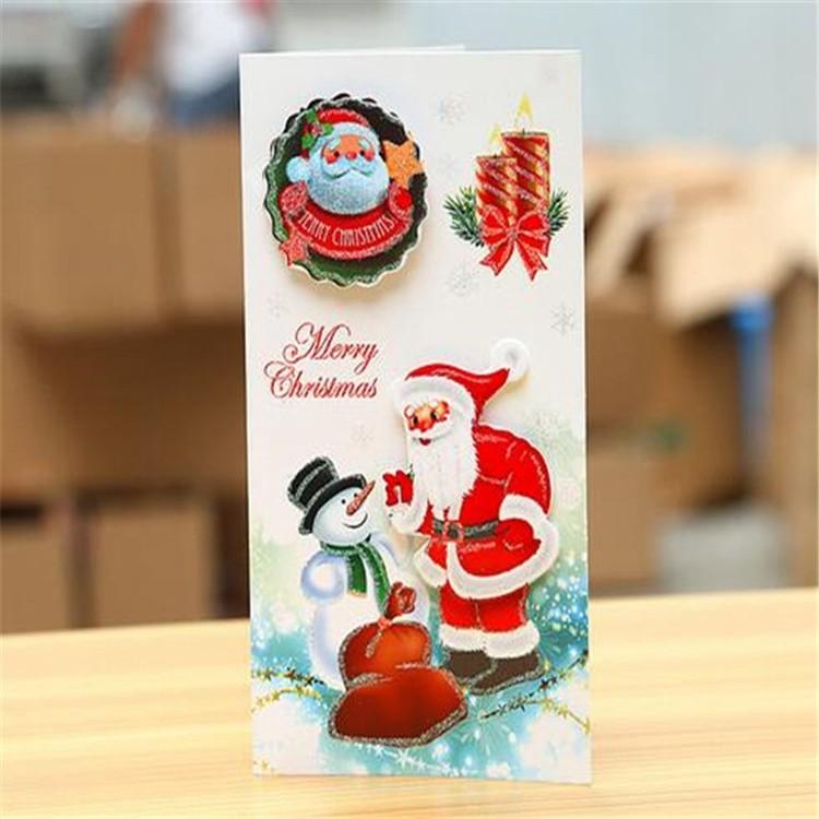 Christmas Greeting Card Making.Diy 3d Christmas Cards Handmade Card Making Postcard Greeting Card Buy Greeting Card Folding Handmade Card Blessing Cards Product On Alibaba Com