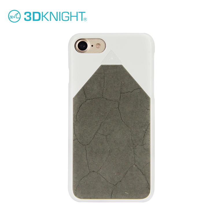 Excellent design 2017 cement phone case for iphone 7/plus cement phone cover for iphone