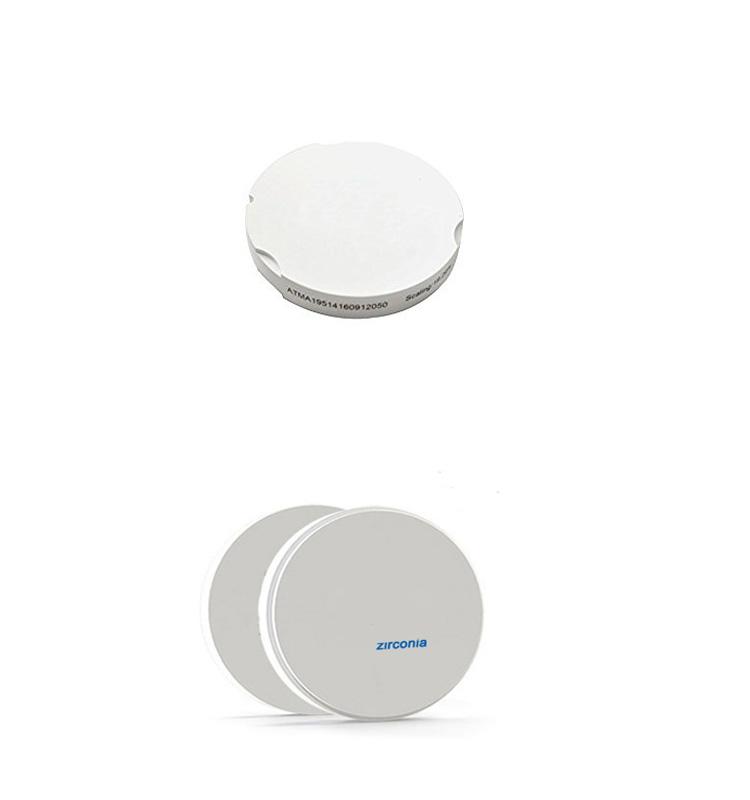 Compatible With CAD/CAM Dental Zirconia Blanks