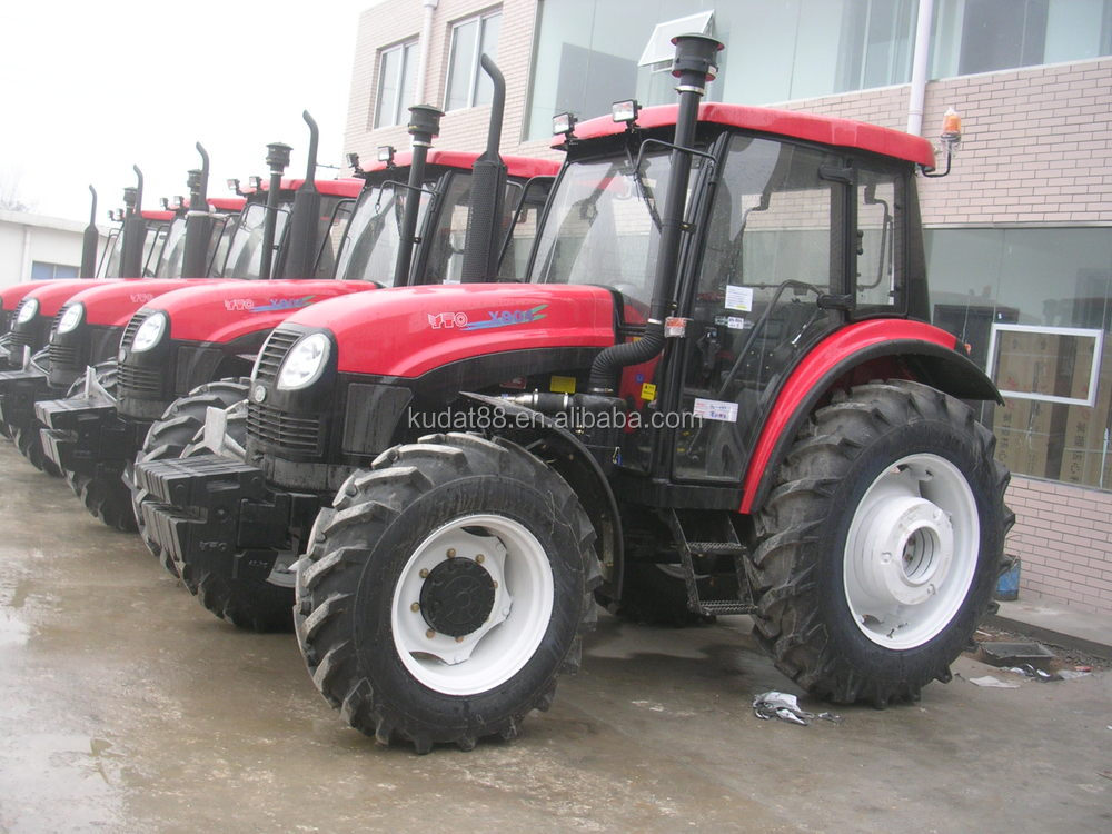 China Farm Tractor Yto X904 90hp Tractor