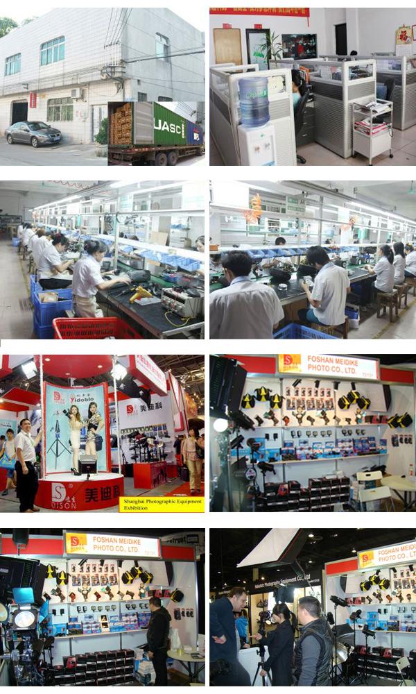 Company Overview - Foshan Meidike Photographic Equipment Co , Ltd