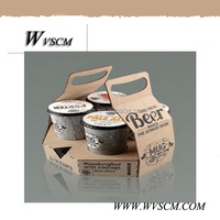 2014 high quality paper cup carrier