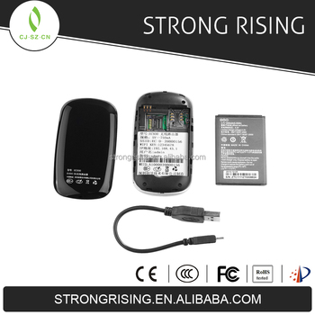 Strongrising Wireless 3g wifi modem router with sim card slot