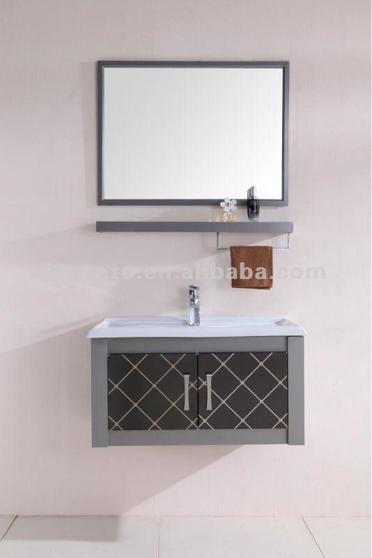 2018 Cheap Waterproof Bathroom Cabinet Vessel Sink Vanity ...