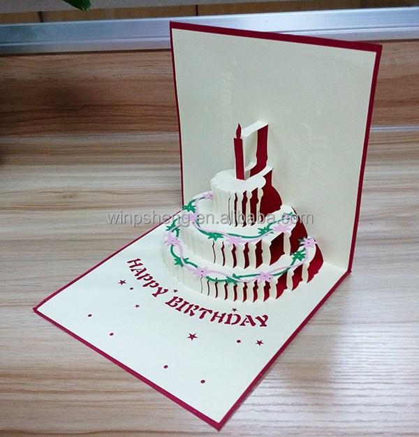 Pop Up Birthday Cards Template Pop Up Birthday Cards Template – Birthday Pop Up Card Templates