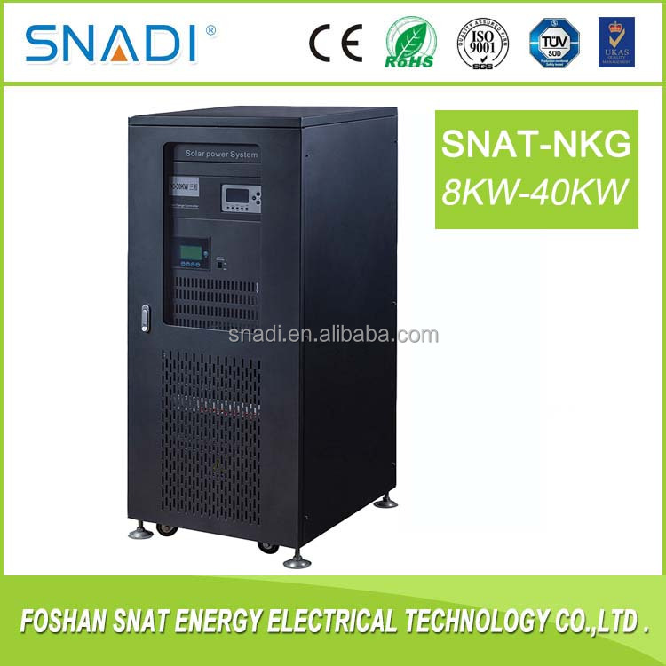 Welcome Inquiry 24v to 380v 3 Phase 8kw 9kw 10kw 15kw Offgrid Solar Inverter for solar system