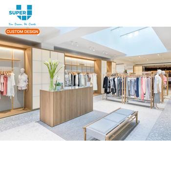 9f09a490d667 Profesional Personalizado Comercial De Moda De Diseño De Tienda De Ropa  Damas Ropa Interior De La Tienda De Decoración De Diseño Para Mujer Ropa -  Buy ...