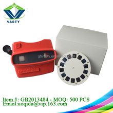 Customized 3D View Master with Reels viewer Camera