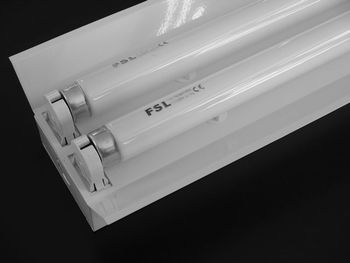 T8 Fluorescent Light Fixture,Double Tube Fluorescent Lamp Fixture ...